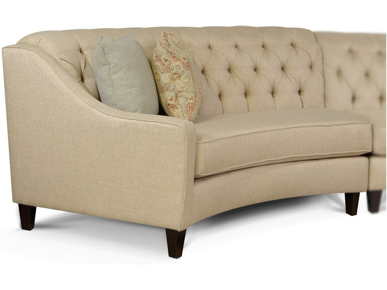 3f00 28 Finneran Left Arm Facing Angled Sofa