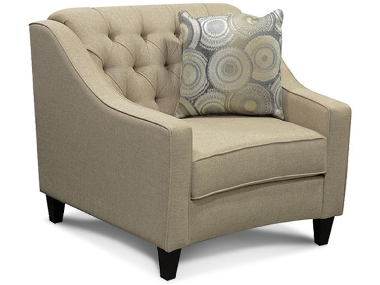 England Living Room Finneran Chair 3f04 Sofas Unlimited