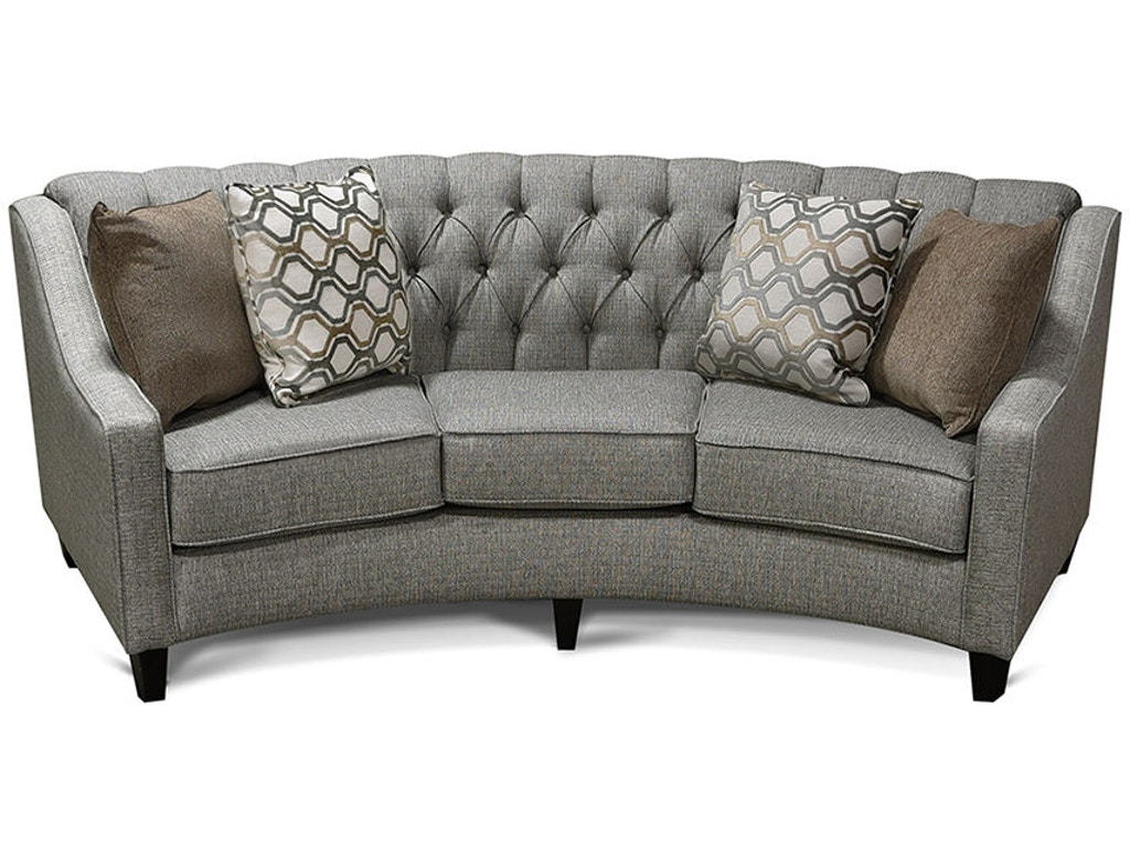 England Living Room Oakland Double Reclining Sofa 7201