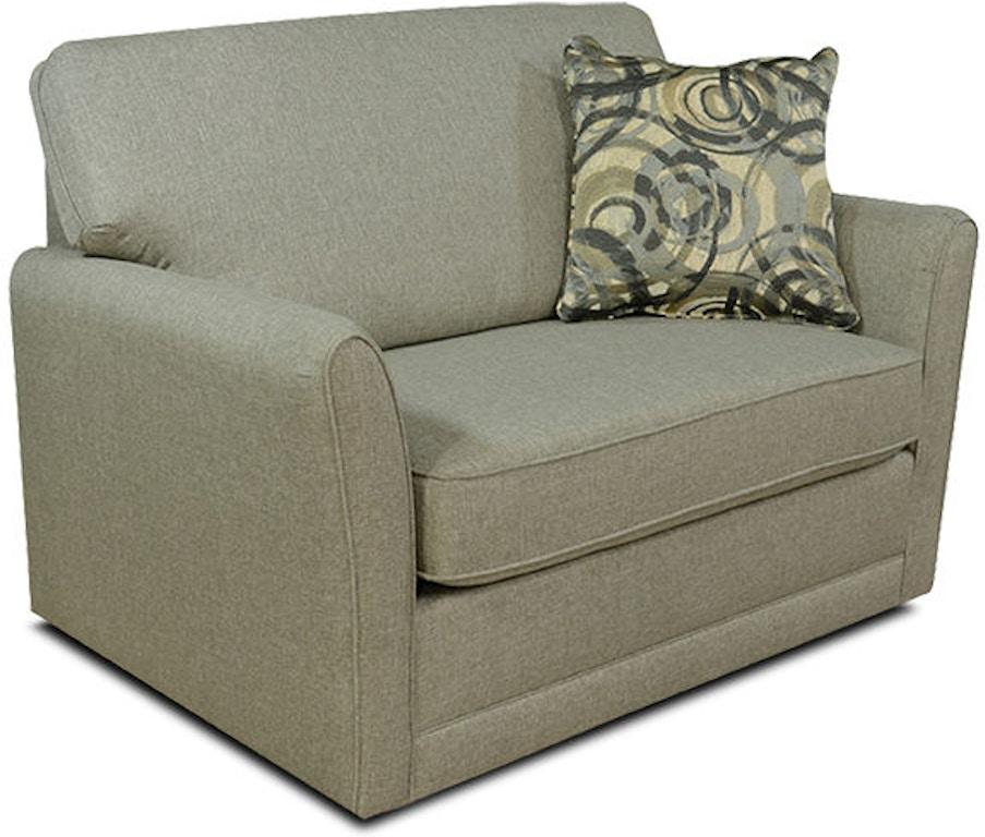 Groovy England Living Room Tripp Twin Sleeper 3T00 07 England Dailytribune Chair Design For Home Dailytribuneorg