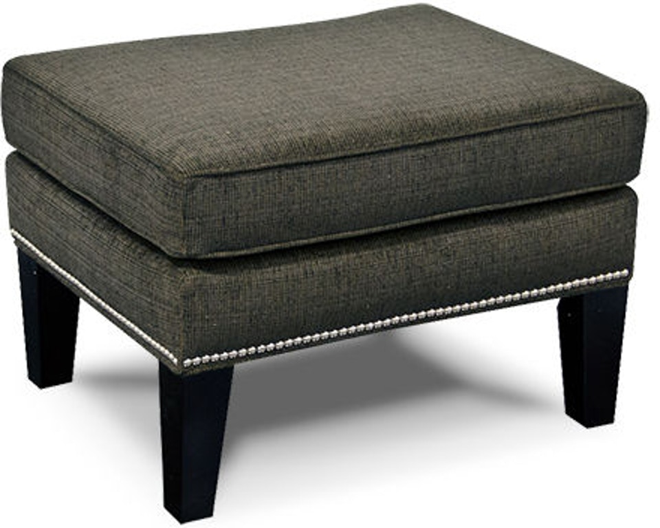 Fabulous England Living Room Smith Ottoman With Nails 4547N England Inzonedesignstudio Interior Chair Design Inzonedesignstudiocom