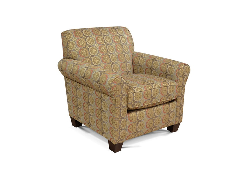 England Living Room Angie Chair 4634 Bob Mills Furniture Tulsa Oklahoma City Okc Amarillo