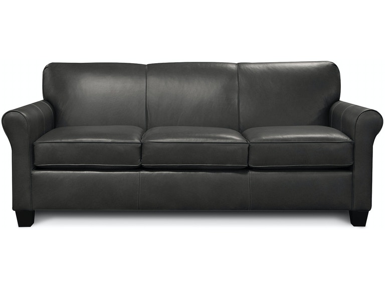 4635ls Angie Leather Sofa