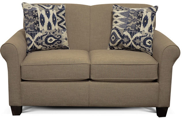 England Living Room Angie Loveseat 4636 Image Audio