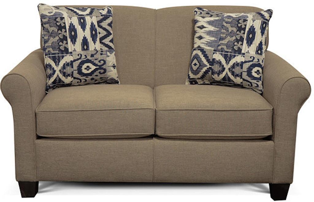 Cool England Living Room Angie Loveseat 4636 England Furniture Machost Co Dining Chair Design Ideas Machostcouk