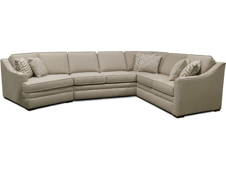 England Furniture Sectional Sofa England Furniture Fabric