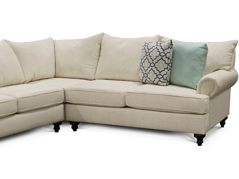 England Furniture Sectional Sofa England Furniture Malibu