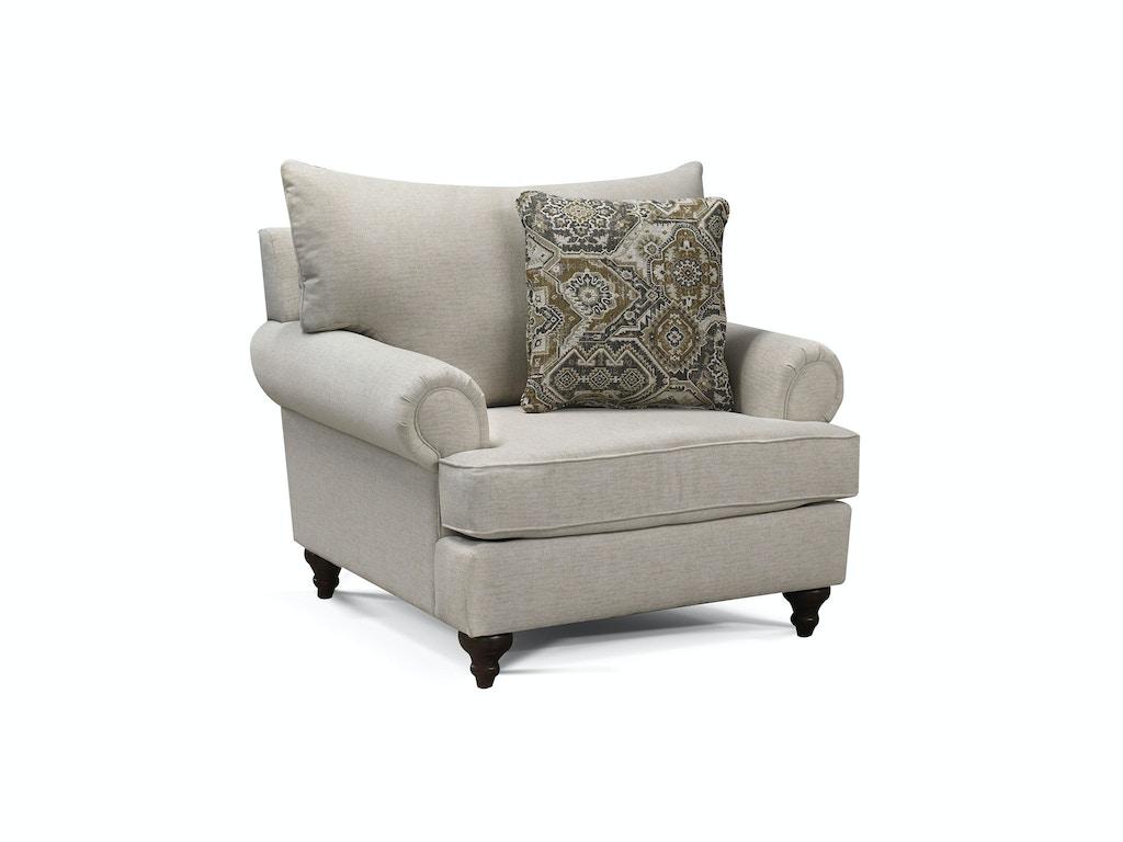 England Living Room Rosalie Chair 4y04 England Furniture