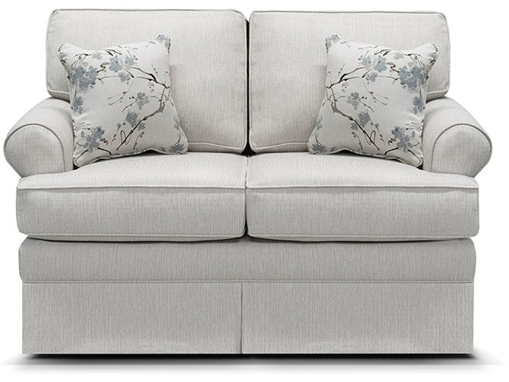 England Living Room William Loveseat Glider 5330 88