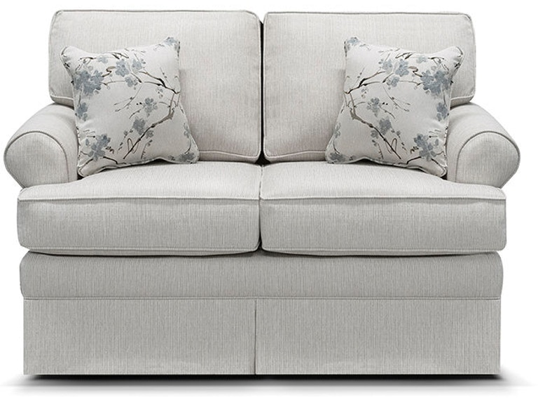 England Living Room William Loveseat Glider 5330 88