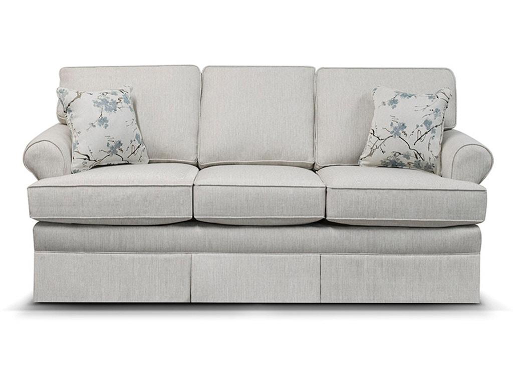 England Living Room William Full Sleeper 5338 Seaside Furniture Toms River Brick And