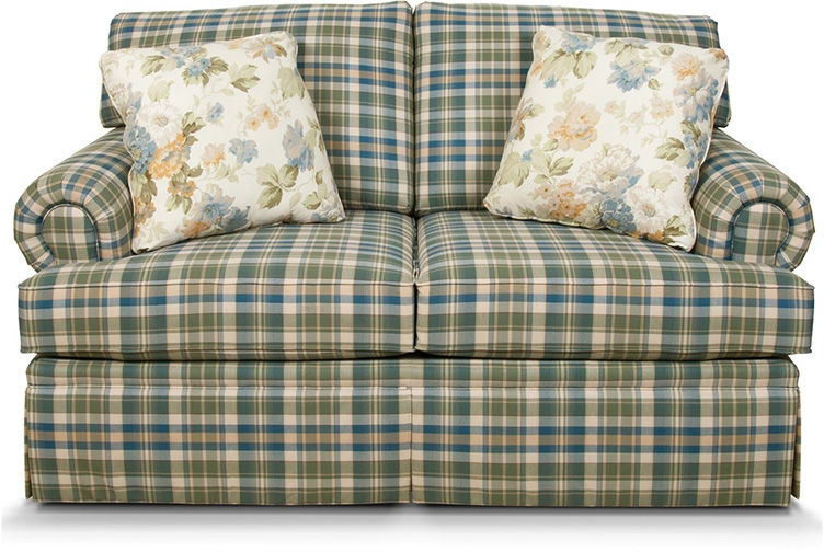 England Living Room Clare Loveseat 5376