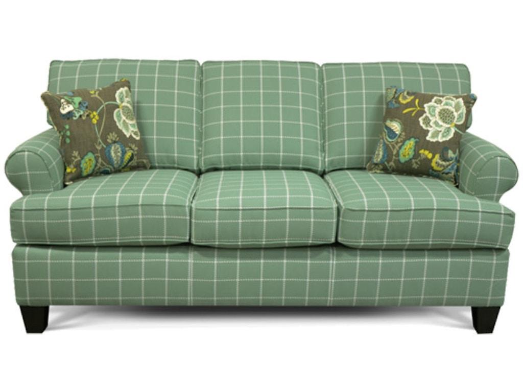 England Living Room Slusher Sofa 5395 Smith Village Home
