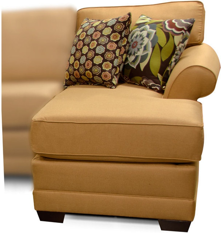 England Living Room Brantley Right Arm Facing Chaise