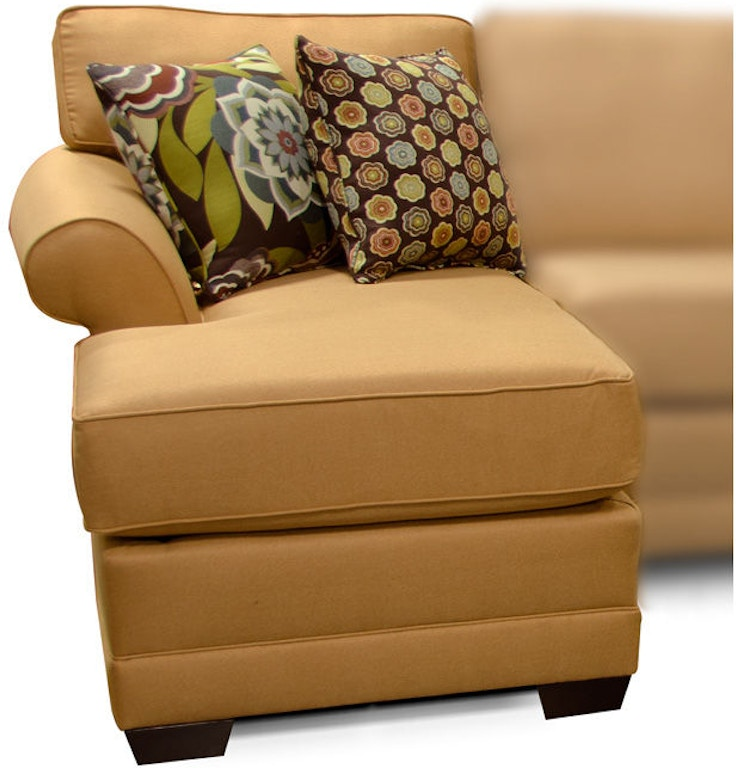 England Living Room Brantley Left Arm Facing Chaise 5630