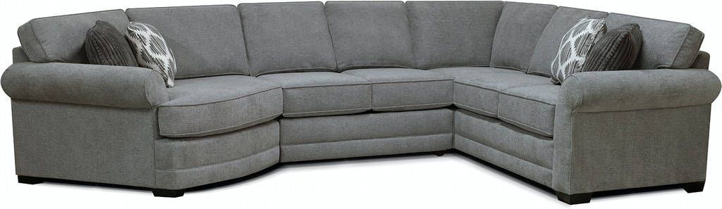 England Living Room Brantley Sectional 5630-Sect - England Furniture ...