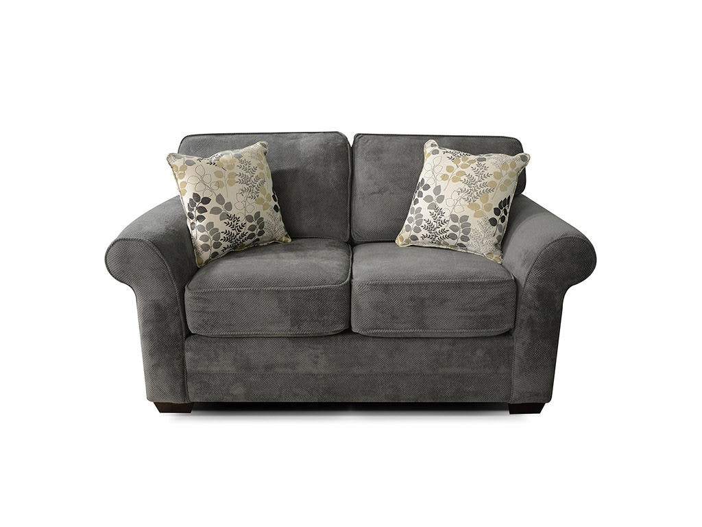 England Living Room Brantley Loveseat 5636 Smith Village