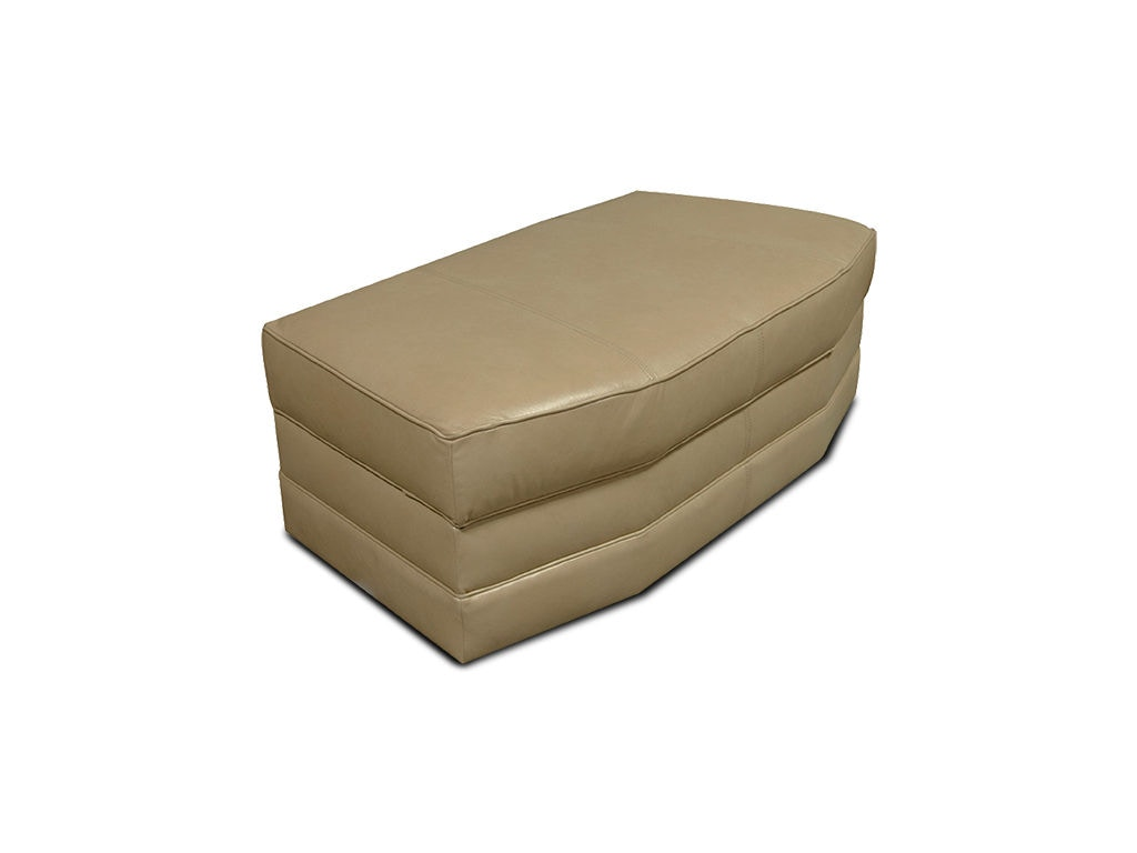 England Living Room Landry Cocktail Ottoman 56381AL At Pittsfield Furniture  Co.