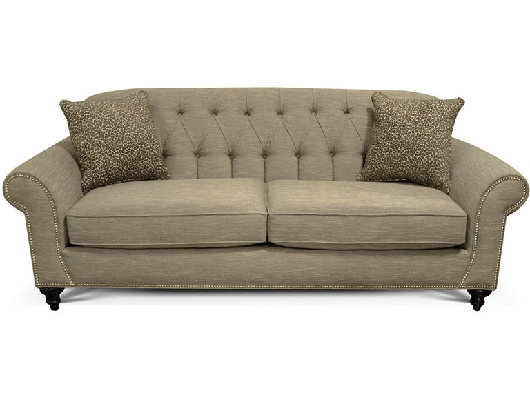 Amazing England Living Room Stacy Sofa With Nails 5735N England Ibusinesslaw Wood Chair Design Ideas Ibusinesslaworg