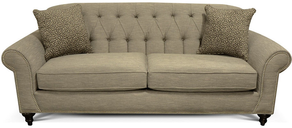 England Living Room Stacy Sofa With Nails 5735n England