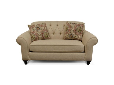 England Stacy Loveseat 5736