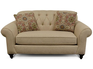 England Living Room Stacy Loveseat 5736 England