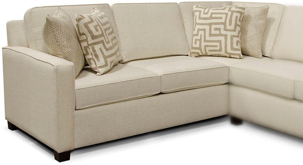 England Living Room River West Left Arm Facing Corner Sofa ...