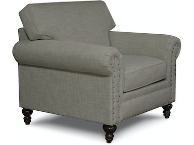 England Living Room Renea Loveseat With Nails 5r06n