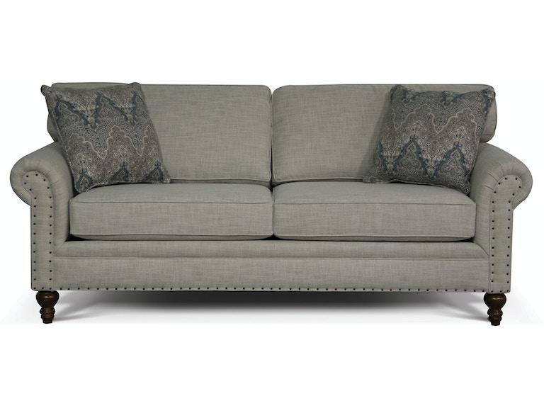 England Living Room Renea Sofa With Nails 5r05n Callan