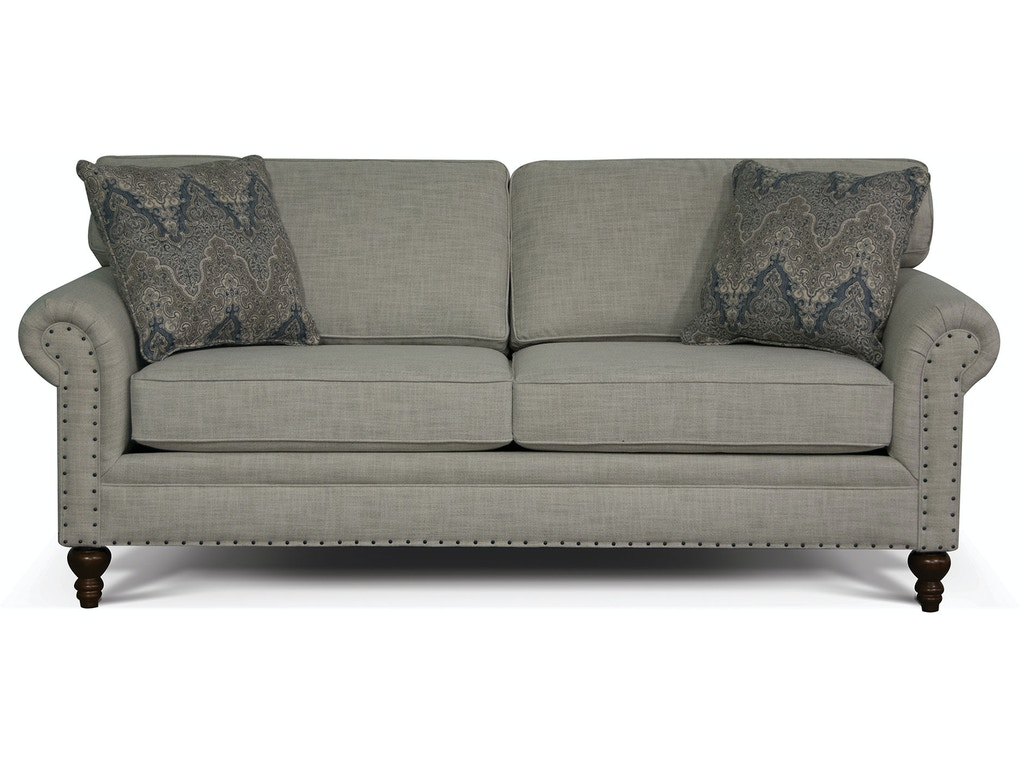 England Living Room Renea Sofa With Nails 5r05n Seaside