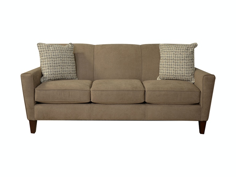 England Living Room Collegedale Sofa 6205 Weiss
