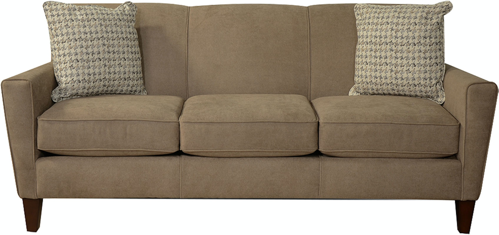 England Living Room Collegedale Sofa 6205 Seaside