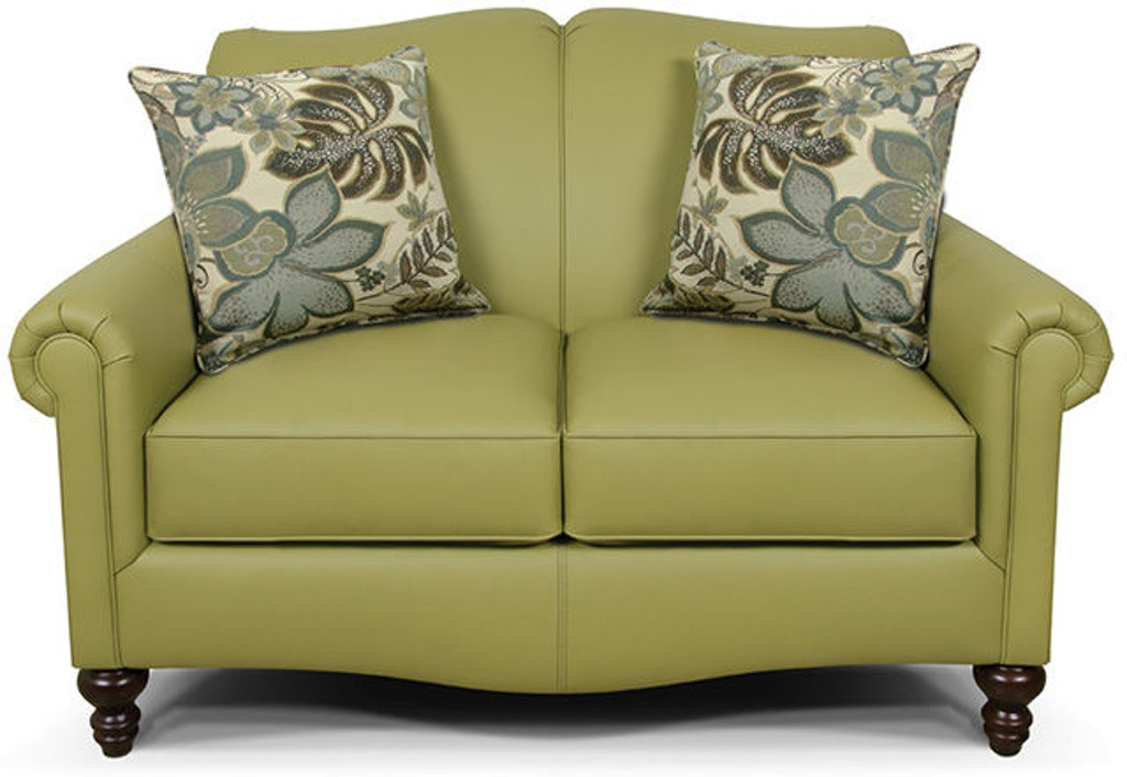 Pleasant England Living Room Linden Loveseat 636L England Furniture Beatyapartments Chair Design Images Beatyapartmentscom