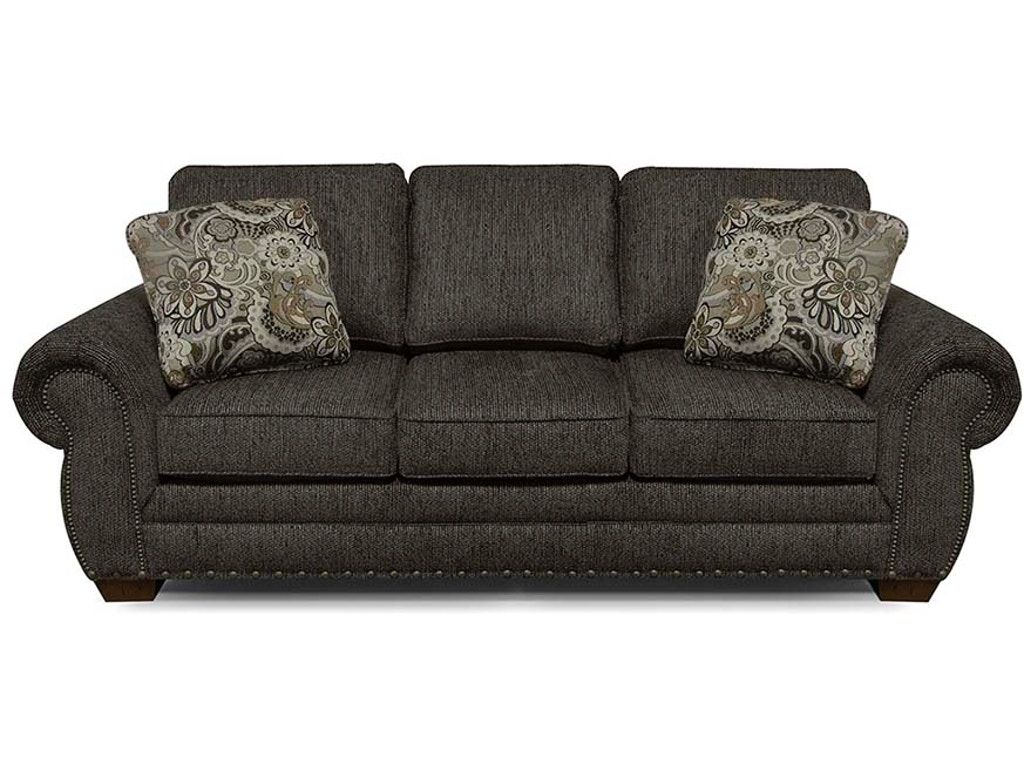 England Living Room Walters Sofa With Nails