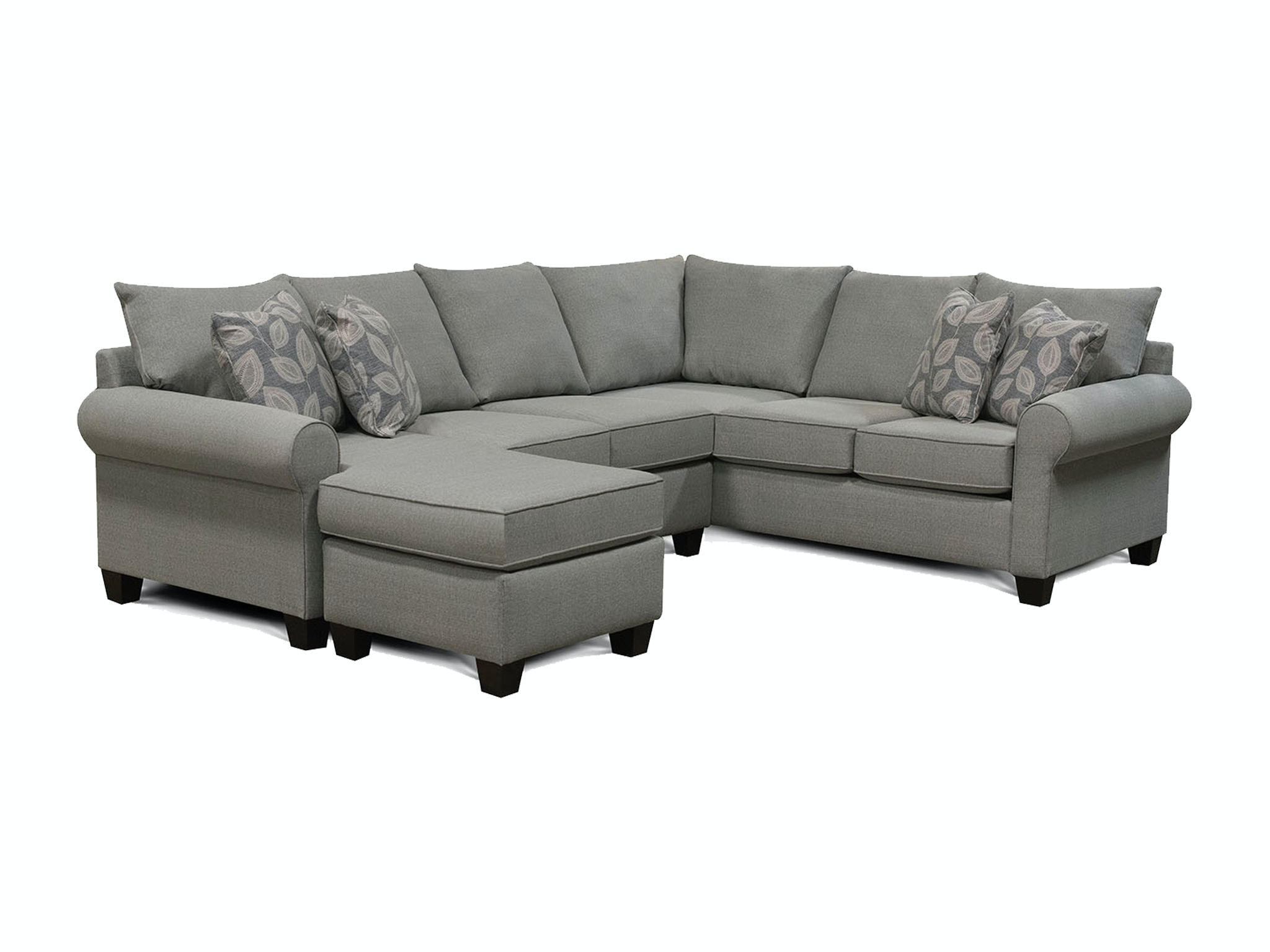 Attirant 6J00 SECT. Clementine Sectional