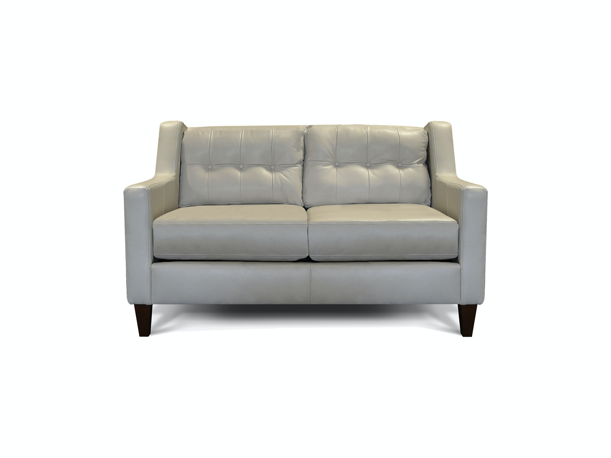 England Living Room Brody Leather Loveseat 6l06al Robinson S