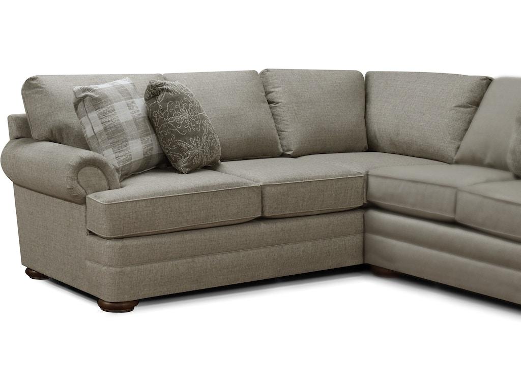 Knox Left Arm Facing Corner Sofa 6m00
