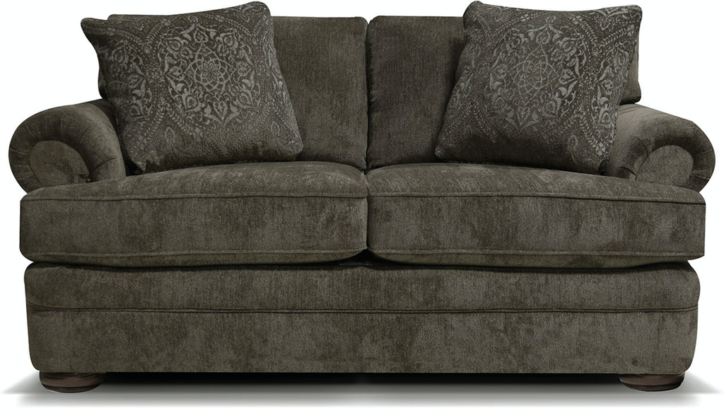 England Living Room Knox Loveseat 6m06 England Furniture