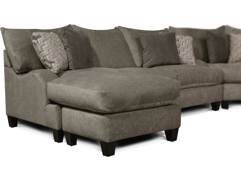 England Living Room Catalina Sofa With Floating Ottoman