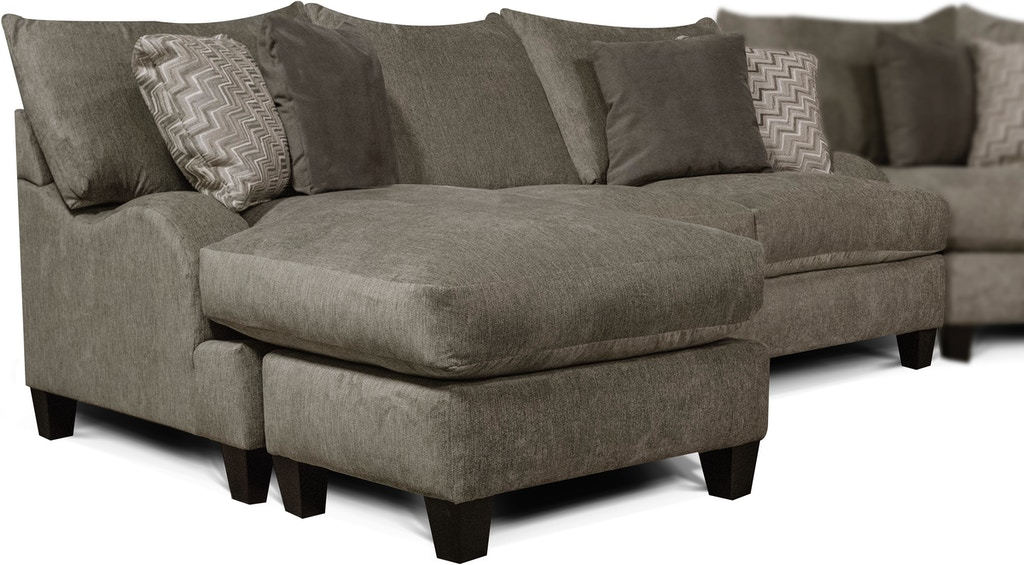 England Living Room Catalina Sofa with Floating Ottoman ...