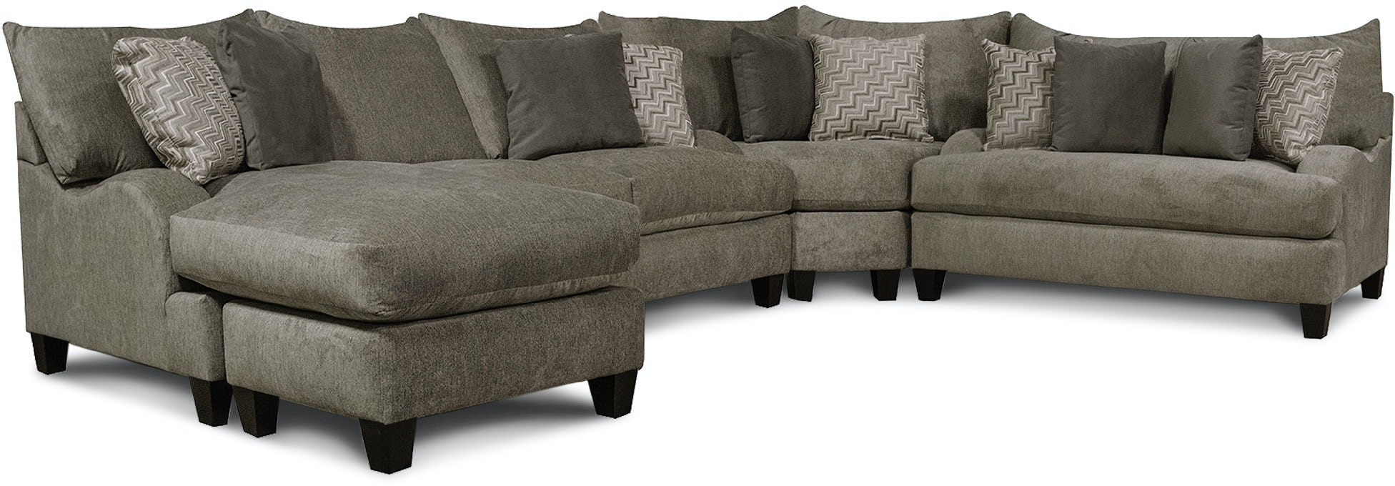 England Living Room Catalina Sectional 6n00 Sect England