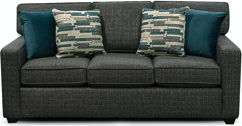 England Living Room Chandler Sofa 6Z05 - Eller And Owens Furniture - Franklin, Hayesville & Murphy
