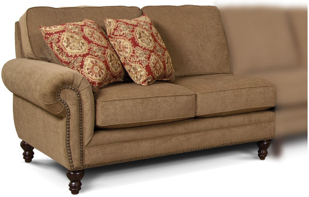 England Living Room Amix Left Arm Facing Loveseat 7130 28 Joe