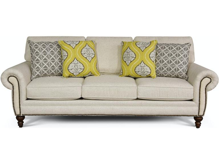 England Living Room Amix Sofa 7135 Pittsfield Furniture Co Pittsfield Ma