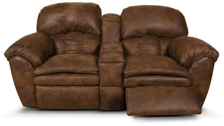 England Living Room Oakland Double Reclining Loveseat