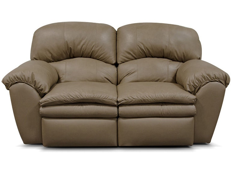 England Living Room Oakland Double Reclining Loveseat 7203l At Kensington Furniture And Mattress