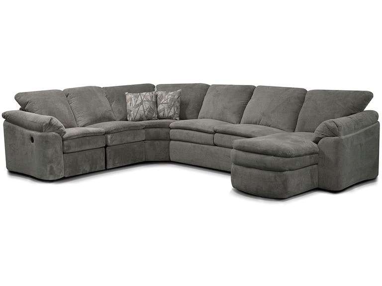 Stupendous England Living Room Seneca Falls Sectional 7300 Sect Gamerscity Chair Design For Home Gamerscityorg