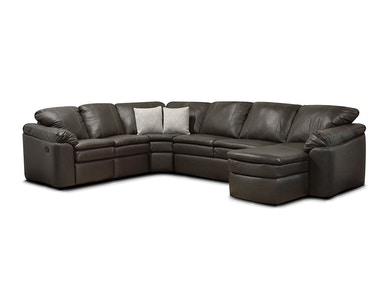 England Lackawanna Sectional 7300L-Sect