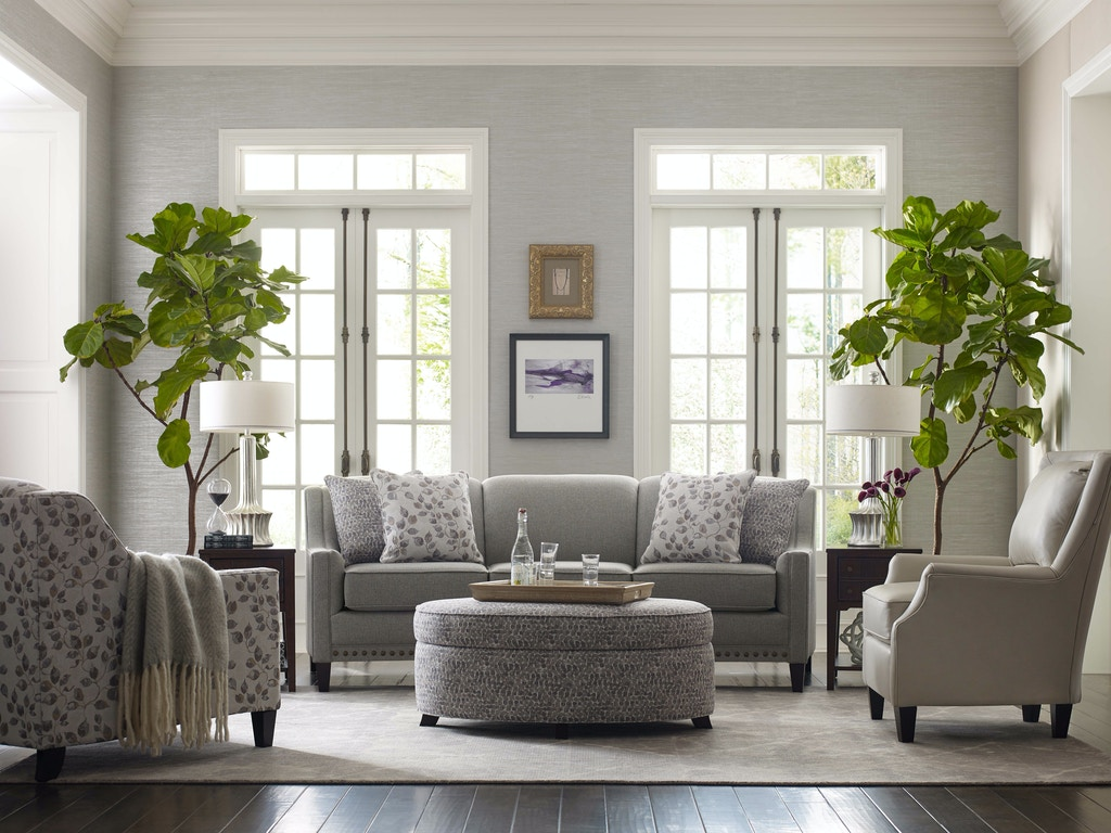 England Living Room Meredith Sofa With Nails 7j05n