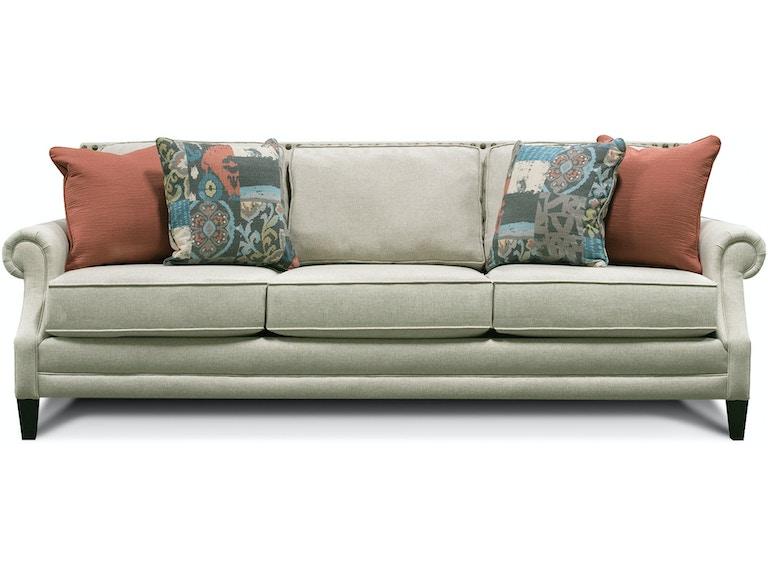 7l05n Palmer Sofa With Nails